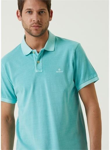 Gant Polo Yaka T-shirt Yeşil